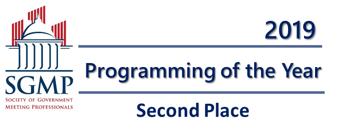 2nd Place - Programming of the Year